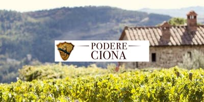 Winemaker Dinner with Lorenzo Gatteschi of Tuscany, Italy