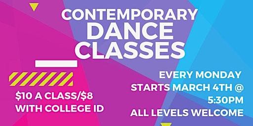 Contemporary Dance Class