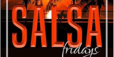 Salsa Fridays at 201 Main
