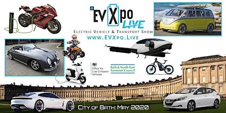 EVXpo Live 2020 tickets