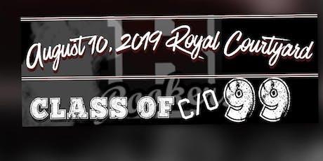 BTW 20 Year Class Reunion tickets