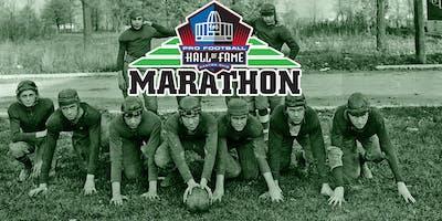 2019 Pro Football Hall of Fame Marathon - Volunteer