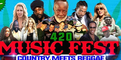 420 Music Fest - Country meets Reggae