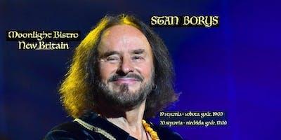 Stan Borys Concert