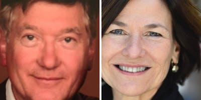 Sibling Signing | Carol and Mark Weston