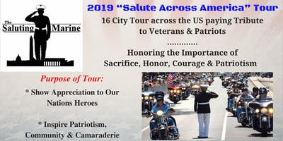 Salute Across America tour: Lake Charles/Sulphur LA
