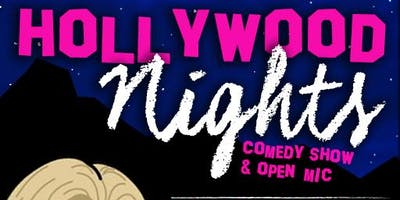 Hollywood Nights | Open Mic and Comedy Show