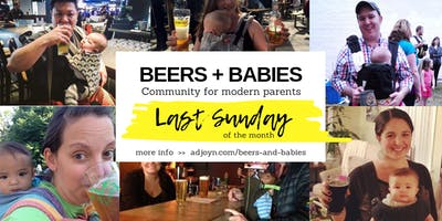 Beers and Babies January Main Event