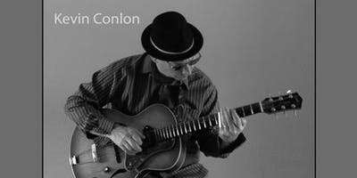 LIVE MUSIC with Kevin Conlon