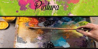 Curso de Férias: Pintura