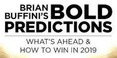 Brian Buffini's Bold Predictions for 2019   VIDEO STREAM & Mastermind