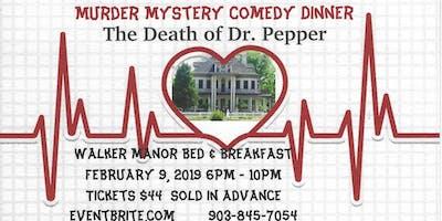 Valentine Murder Mystery Dinner Show #1@ Walker Manor B & B $40