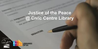 JP @ Civic Centre Library, Monday 10:30 AM - 12:30 PM