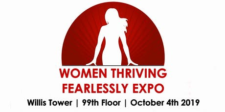 Women Thriving Fearlessly! Expo 2019 tickets
