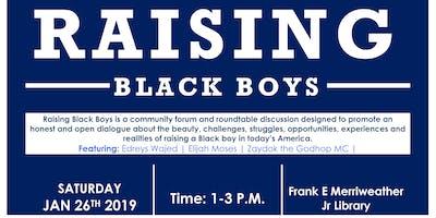 Raising Black Boys