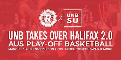 AUS Basketball Playoffs: UNB takes over Halifax 2.0!