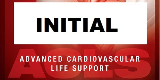 AHA ACLS 1 Day Initial Certification October 9, 2019 (INCLUDES Provider Manual and FREE BLS!) 9 AM to 9 PM at Saving American Hearts, Inc. 6165 Lehman Drive Suite 202 Colorado Springs, Colorado 80918.