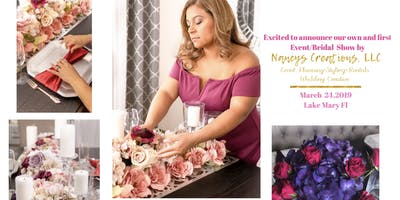 Copy of Event /Bridal show by Nancys Creations