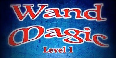 Wand Magic Level 1