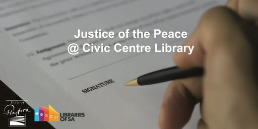 JP @ Civic Centre Library, Tuesday 9 - 11.20AM