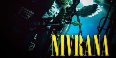 Nivrana (Tribute to Nirvana) at TAK Music Venue