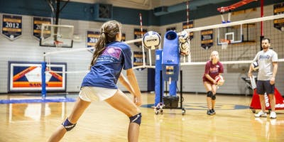 Tulsa Volleyball Combine- Passers (8th Grade)