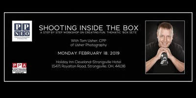 Shooting Inside the Box with Tom Usher