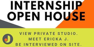 Internship Open House - Ericka J. Fitness