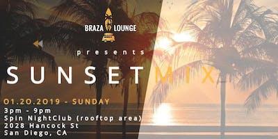 BRAZA LOUNGE presents: SUNSET MIX