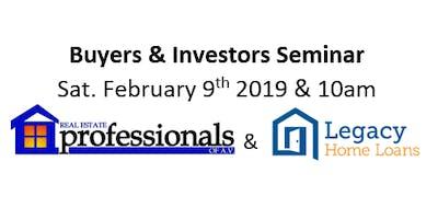 Buyers & Investors Seminar