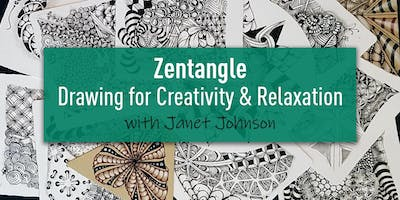 Zentangle: Drawing for Creativity & Relaxation