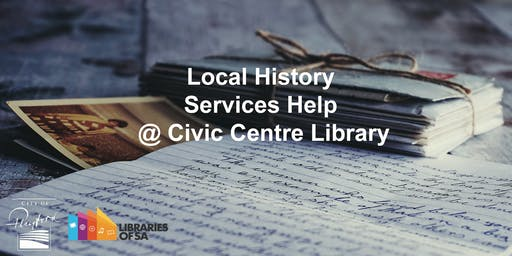 Local History Search Help @ Civic Centre Library