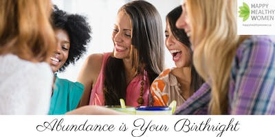 Abundance is your Birthright Mastermind & Study Group-Guelph