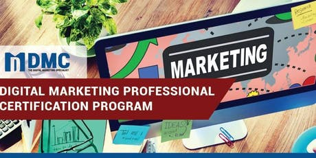 [Balakong]Digital Marketing Professional Certification Program  tickets