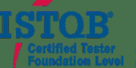 ISTQB® Certified Tester Foundation Level Training & Exam - Waterloo tickets