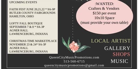Lofty Fall Boutique - Crafters and Vendors Wanted tickets