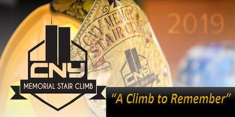 CNY Memorial Stair Climb 2019 tickets