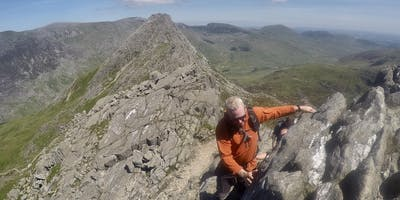 North Ridge Tryfan & Bristly Ridge