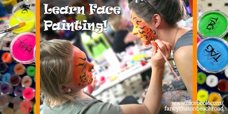 Beginners Face Painting Workshop tickets