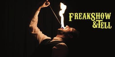 FreakShow & Tell @ The Arlee Theater