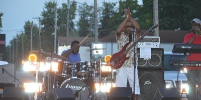 Blacks, Whites and Blues Festival Aug. 3th and 4th, 2019