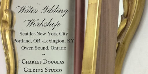 Traditional Water Gilding Class (New York City)