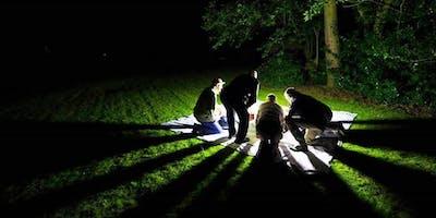 Moth Night 2019 at Ryton Pools Country Park