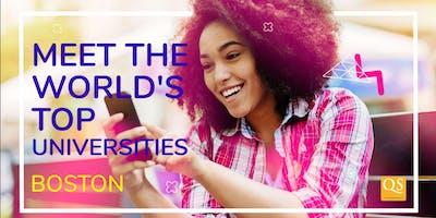 Boston Graduate Fair - Meet Top US & International Master's Programs