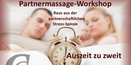Partnermassage - Raus aus der partnerschaftlichen Stress-Spirale - Tickets