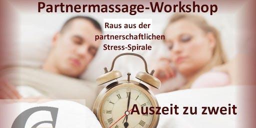 Partnermassage - Raus aus der partnerschaftlichen Stress-Spirale -