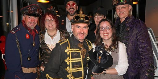 Preparty Hastings Steampunk Circus at The Carlisle Public House Hastings