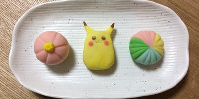 Sweets Making Wagashi Cooking Experience in Osaka