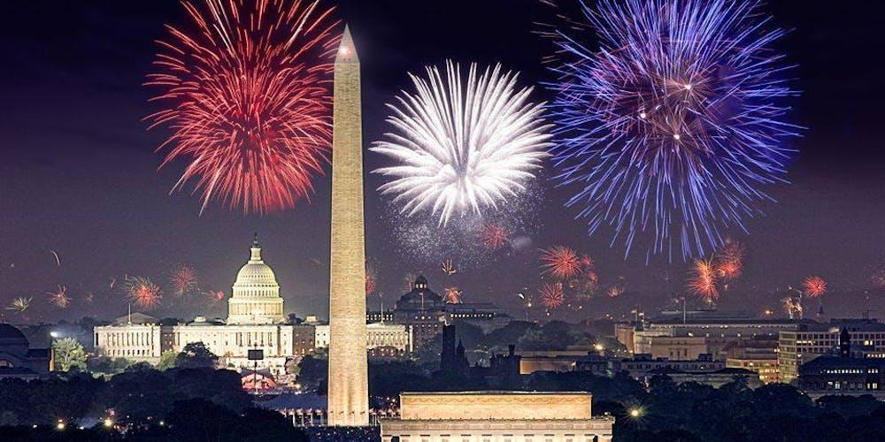 Image result for CELEBRATING JULY 4TH IN D.C.