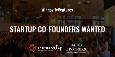 #FoundersMeetup: Find your startup co-founder  tickets